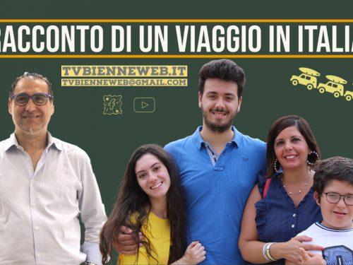 Vi racconto il mio viaggio in Italia (video)