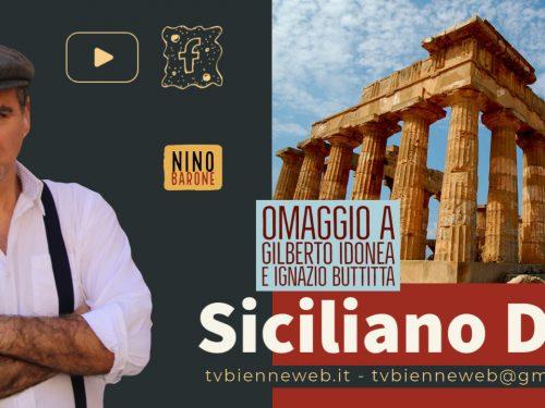 Siciliani nel mondo: Omaggio a Gilberto Idonea e Ignazio Buttitta (video)