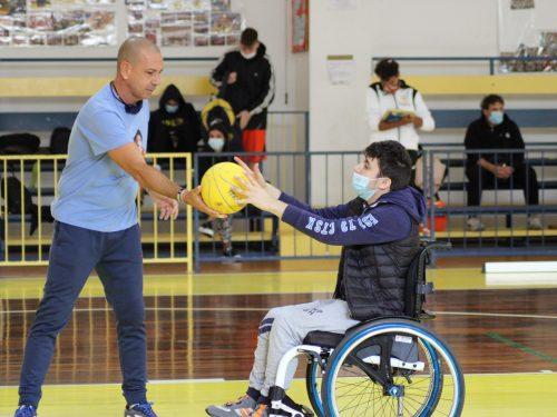 ASD Granata Basket Club, un solo obiettivo: Inclusione (foto)