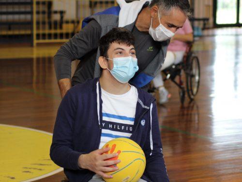 Alessandro Ranno: Con il Baskin i disabili non rimarranno tutto il giorno in casa (video)