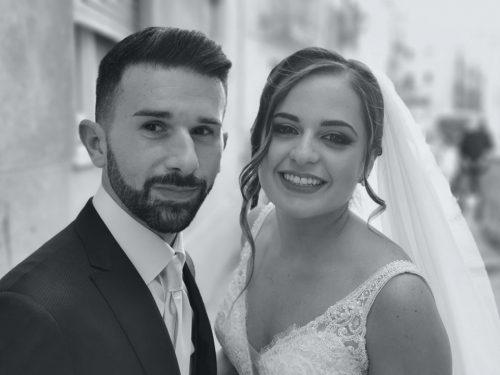 Al matrimonio non c'era Nettuno, Giusy e Daniele si sposano ugualmente! (video)