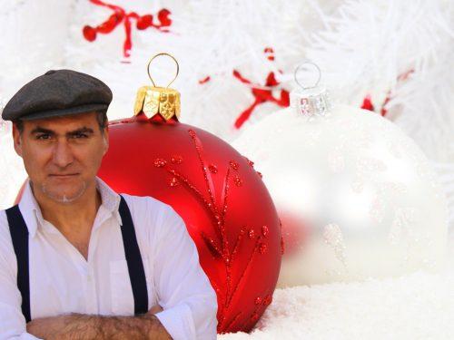 Suspiri un ciuri: Ultima poesia di Nino Barone per augurarvi buone feste