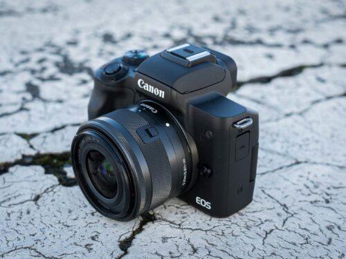 Vi consiglio la Canon Eos M50: Fantastica! (video)