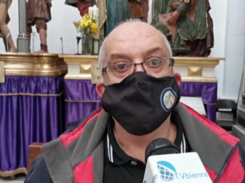 Vito Anastasi: Ci dispiace per i cittadini ma l'iniziativa di fare le Scinnute è stata buona (video)