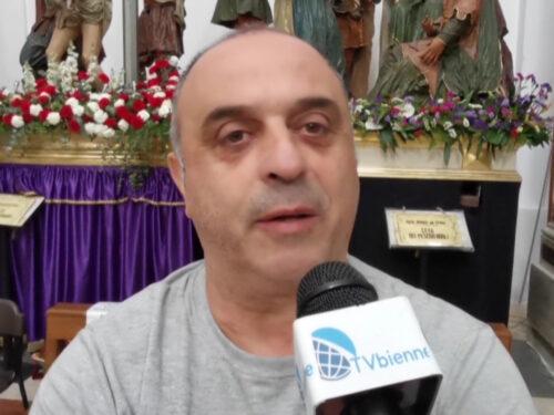 Carmelo Carriglio: Queste Scinnute mi stanno lasciando qualcosa di bello (video)