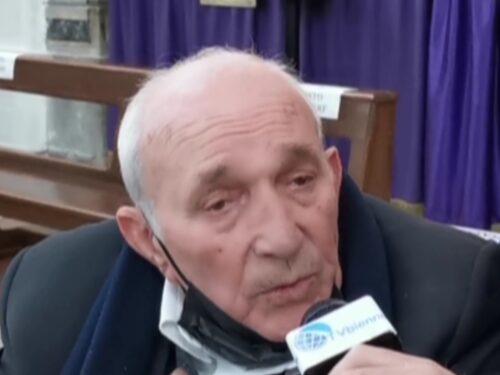 La parola allo zio Nicola Carriglio, storia della processione dei Misteri di Trapani (video)