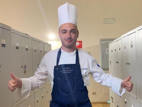 Giovane aspirante Chef trapanese approda al Grand Hotel La Dolce Vita di Rimini
