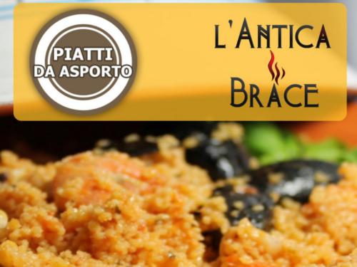 L'Antica Brace: Qualità e Tradizione Gastronomica a Castellammare del Golfo (video)