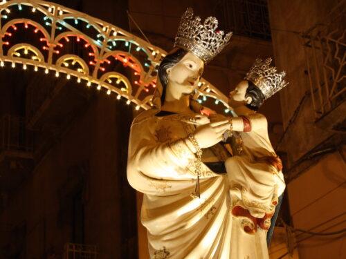 Festa della Madonna di Trapani: Torneremo ad amare le nostre tradizioni popolari? (video)