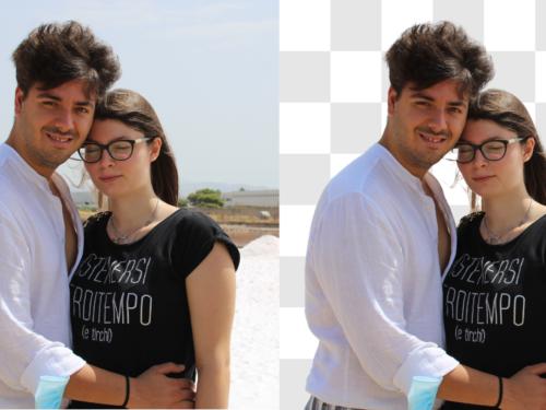 Come rimuovere lo sfondo da una foto gratis al 100% (video)