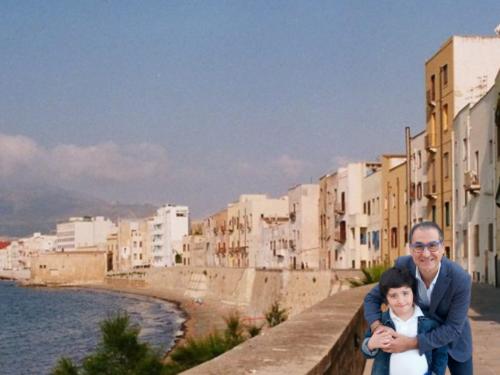 Con Flavio Bomber 1 sulle Mure di Tramontana a Trapani (video)